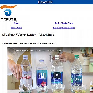 Water Ionizer Machines & Alkaline Ionized Water Health Benefits