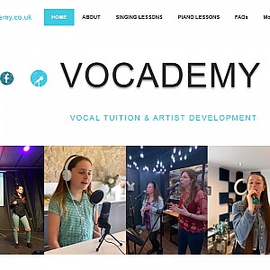 Vocademy Singing Lessons