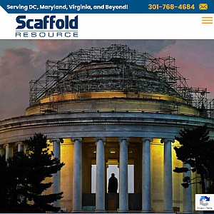 Scaffolding Rental Washington DC