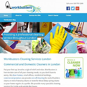 WorkBusters - London