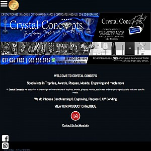 Crystal Concepts