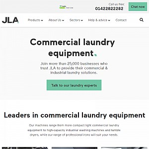 JLA Laundry Equipment