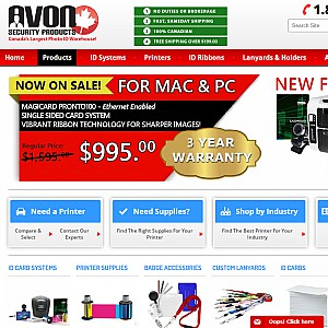 Avon Security Products