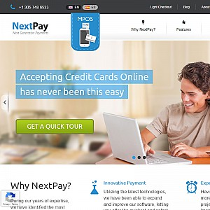 NextPay International
