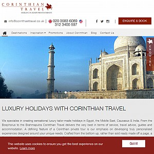 Corinthian Travel Holidays