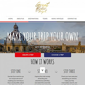 Great British Trips & Tours