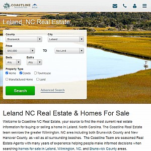 Coastline NC Real Estate