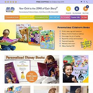 Personalized Children's Books by KD Novelties