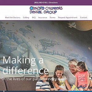 Dentist in Oxnard for Children