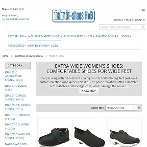 Wide Shoes for Women