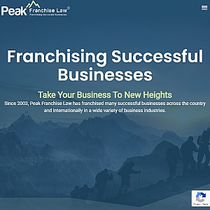 Peak Franchise Law Group