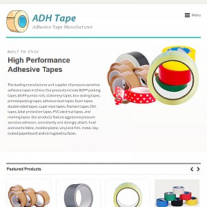 ADH Tape - Adhesive Tapes