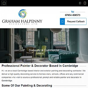 Painter and Decorator in Cambridge