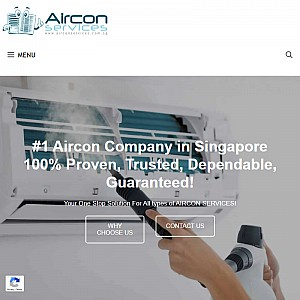 Aircon Servicing (Singapore) Pte Ltd