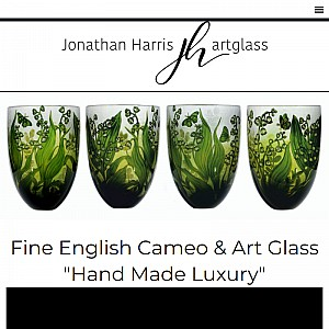 Art Glass by Jonathan Harris