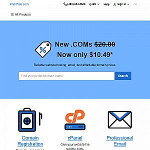Unlimited Web Hosting by PNM