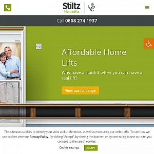 Stiltz Through Floor Lifts