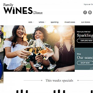 Family Wines Direct Online