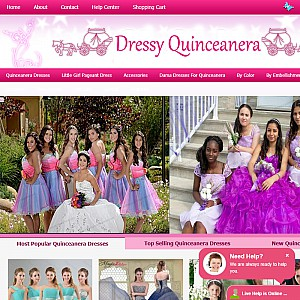 Cheap Quinceanera Gowns
