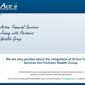 Active Self Managed Super Funds