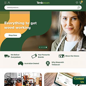 Timbecon Woodworking Tool Online