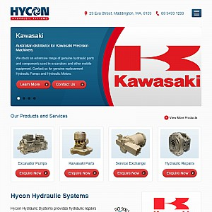Hycon Hydraulic Systems and Services
