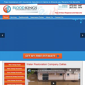 Dallas Restoration Services Water Damage Repair Removal
