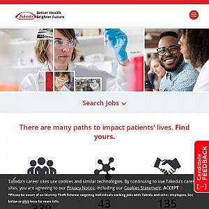 Takeda Biotech Jobs