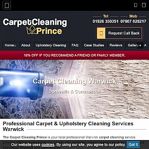 Carpet Cleaning Prince