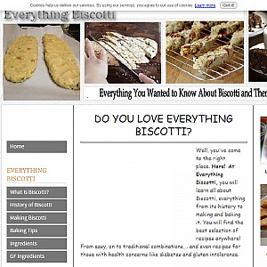 Everything Biscotti