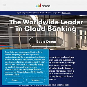 NCino Bank Operating System