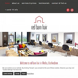 Red Barn Hairdressers