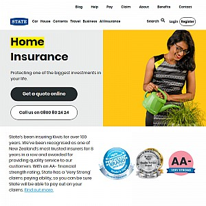 State Insurance - Home Insurance