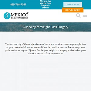 Dr. Alejandro Lopez, MD - Bariatric (Weight Loss) Surgery Mexico
