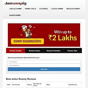 Comparative Analysis of Online Rummy