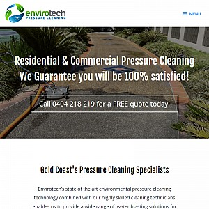 Envirotech Pressure Cleaning