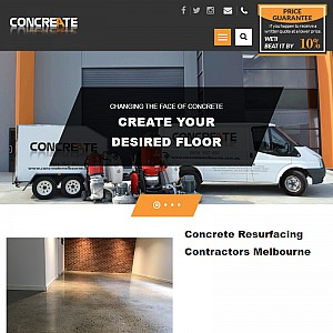 Polished Concrete Floors by Concreate Melbourne