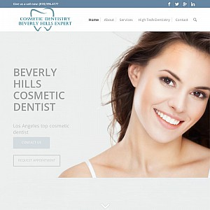 Cosmetic dentistry Beverly Hills Expert