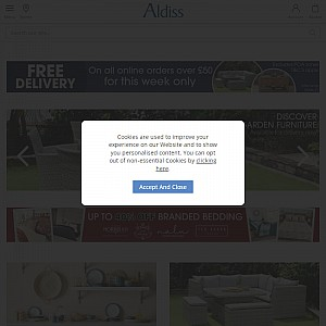 Aldiss | Everything your home desires