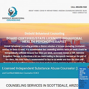 Diebold Behavioral Counseling