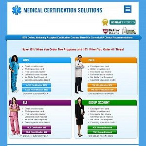 ACLS Certification Online
