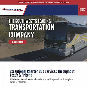 Bus Charters and Group Bus Tours