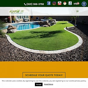 Artifical Grass Installation Phoenix AZ