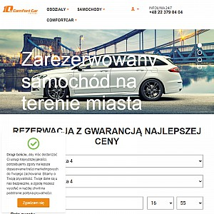 ComfortCar Rental in Poland