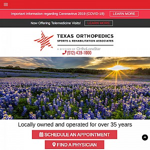 Texas Orthopedics, Sports & Rehabilitation Associates