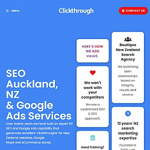 Agency Located on Auckl