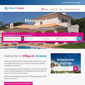 VillasinGreece.co.uk