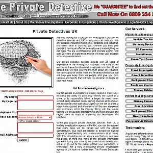The Private Detective