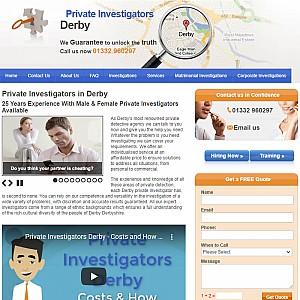 Private Investigators Derby