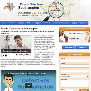 Private Detectives Southampton